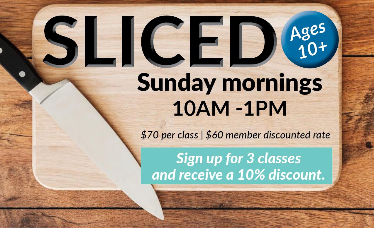 sliced info