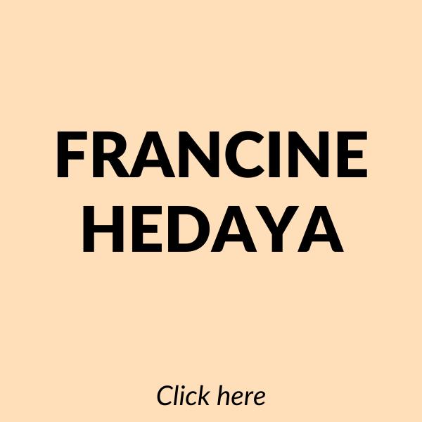 francine hedaya