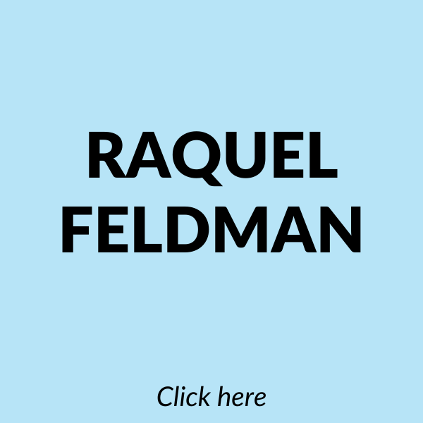 Raquel Feldman classes
