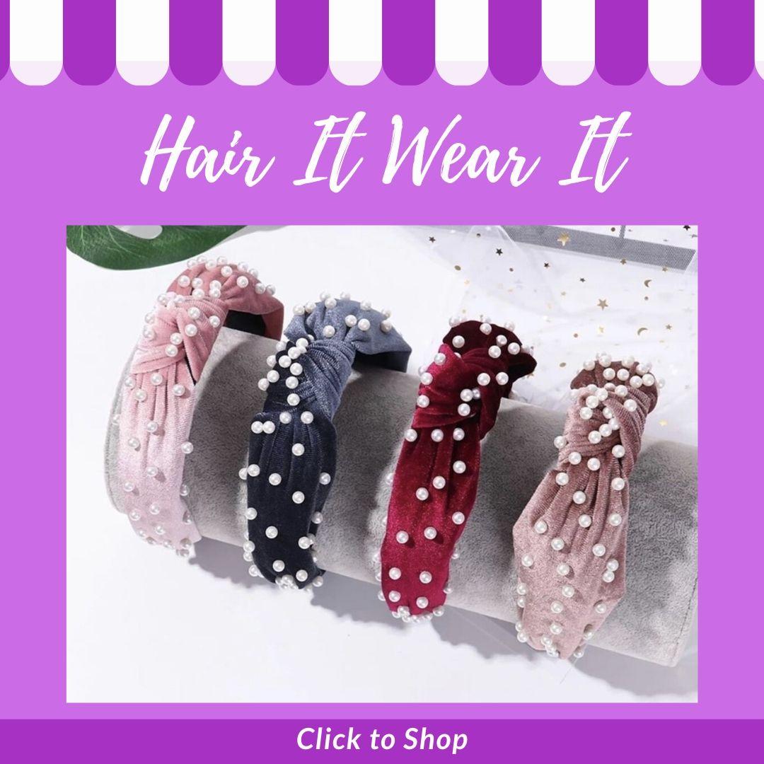 hair it