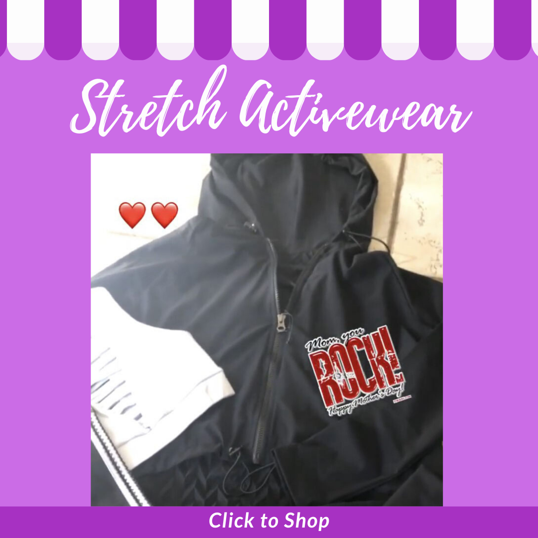 stretch activewear