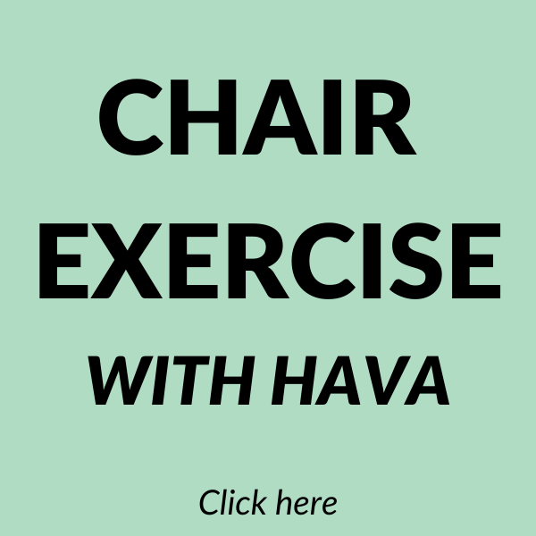 Chair Exercise with Hava