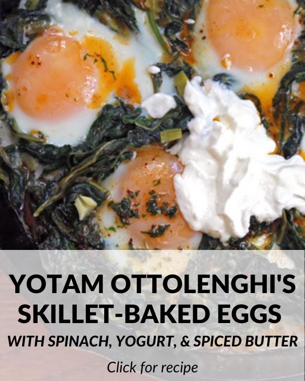 Skillet-Baked Eggs