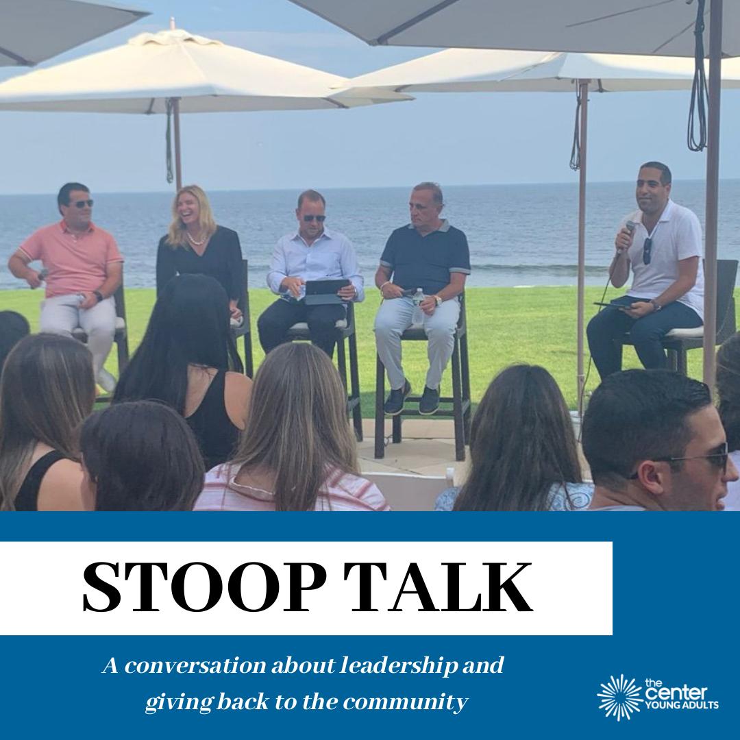 Past Center Presidents Stoop Talk